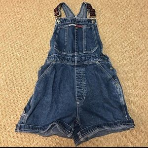 Tommy overalls